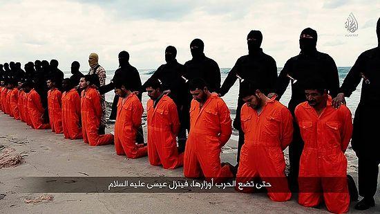 Погубљење египатских хришћана