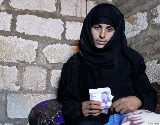 Магда, удовица једног од погубљених људи