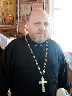 Протоиерей Андрей Туляков