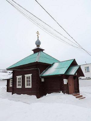 Храм Смоленской иконы Богоматери