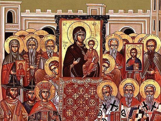 В чем торжество Православия?