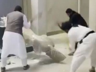 Ниневия: ИГ уничтожает памятники библейских времен (ВИДЕО)
