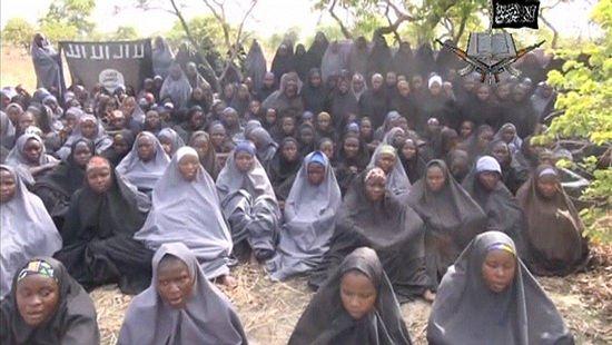 Нигерийские христианки в руках у Боко Харам
