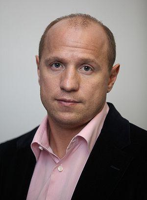 Сергей Александрович Астахов, президент Международной федерации рукопашного боя