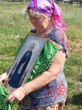 В день памяти преподобного Сергия Радонежского. Евгения Федоровна Булюкина