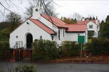 RC Church of St. Milburgh in Church Stretton, Shropshire