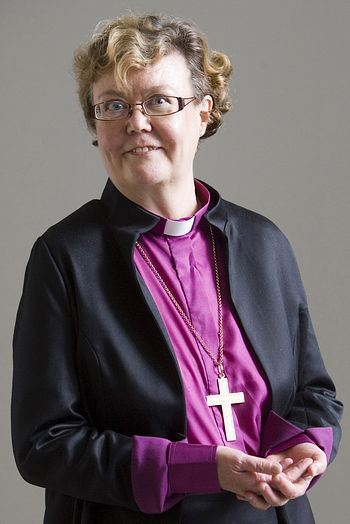 Lutheran Bishop Irja Askola