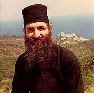 Монах Георгий на Горе Афон