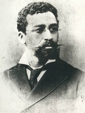 Richard T. Greener, the first African-American to graduate from Harvard