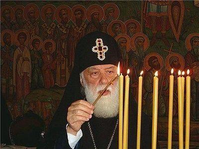 Патриарх Илия II: Очень легко бороться с другим, но борьба с собой тяжела
