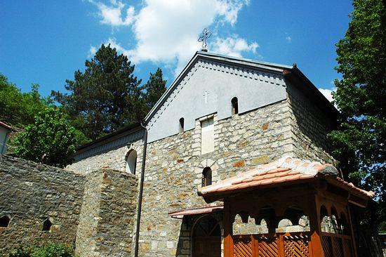 Монастырь Девич, 2012 г. Фото: иеромонах Игнатий (Шестаков)