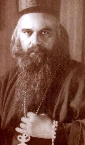 Преосвященный Николай (Велимирович)