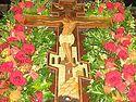 Божественная литургия в Сретенском монастыре в Неделю 3-ю Великого поста, Крестопоклонную