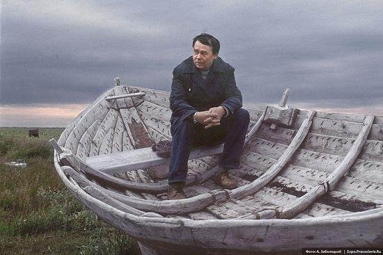Валентин Григорьевич Распутин. Фото: Анатолий Заболоцкий / Expo.Pravoslavie.Ru