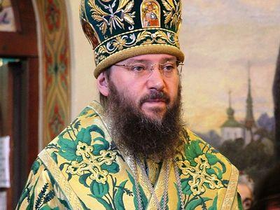Митрополит Бориспольский Антоний о кощунстве в искусстве и жизни