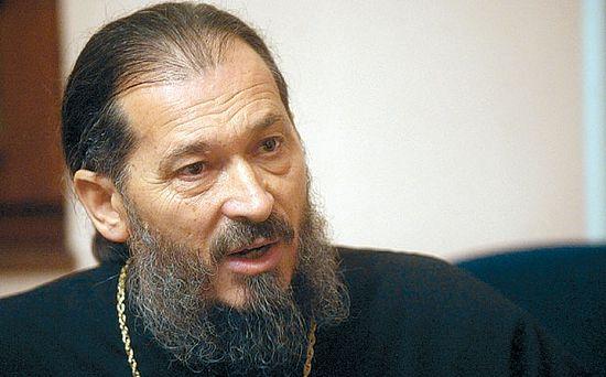 Протојереј Ваја Јовић, старешина Храма св. Александра Невског
