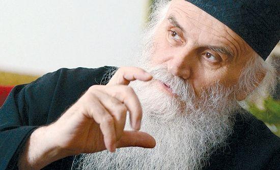 Архимандрит Стефан Учковић, игуман манастира Велика Ремета