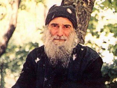 Преподобный Гавриил (Ургебадзе) в воспоминаниях келейницы