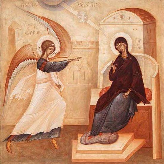 Gabriel Toma Chituc, Annunciation