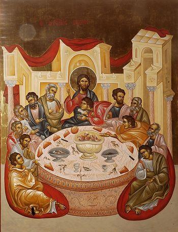 Mihai Coman, Last Supper