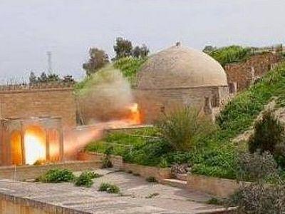 Боевиками ИГ взорван древний ниневийский монастырь