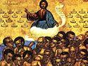Всенощное бдение в Сретенском монастыре накануне 4-й Недели Великого поста