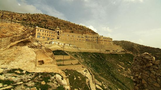 Monastery of St. Matthew