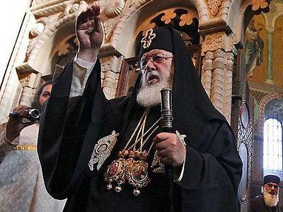 Патриарх Илия II: Мы молимся каждый день, но забываем благодарить Господа