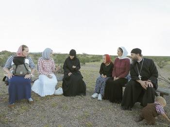 Духовная беседа в пустыне