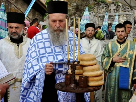 Протосингел Павел (Радусинович), наместник монастыря Острог