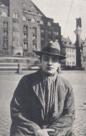 Владимир Диксон. Копенгаген, 1926 г.