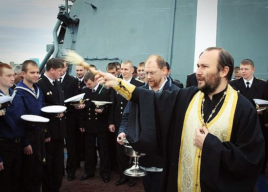 Протоиерей Михаил Насонов