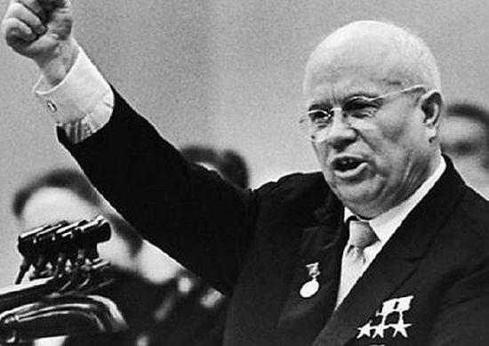 Н.С. Хрущев: «В 1980 году по телевизору будет показан «последний поп»