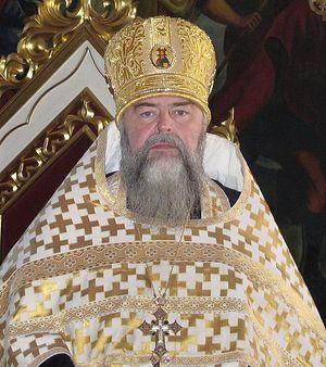 Протоиерей Владимир Гамарис