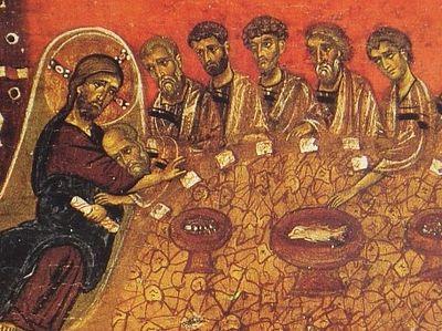 26 лекция. Тайная Вечеря. Суд надо Иисусом Христом