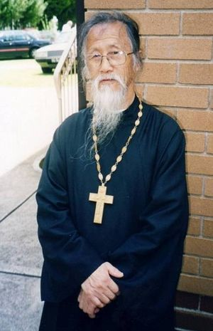 Archpriest Michael Li
