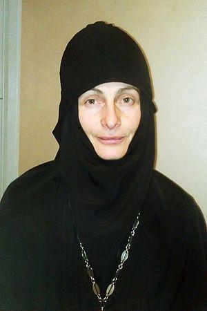Настоятельница Елисаветинской обители игумения Мария (Сидиропуло)