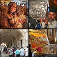 Торжества в честь святого Лазаря Четверодневного