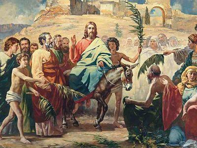 Любовь, доходящая до Креста
