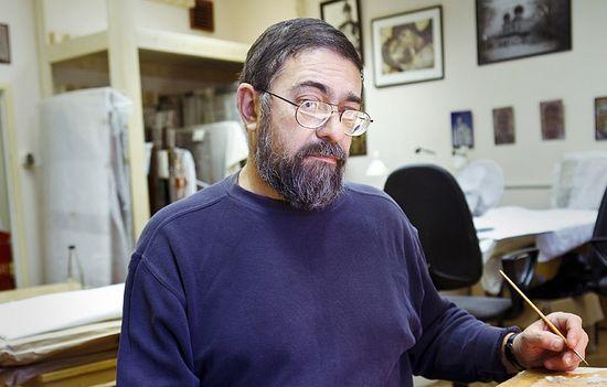 Владимир Дмитриевич Сарабьянов. Фото: Ксения Колесникова