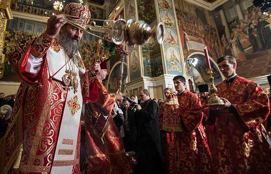 Његово Блаженство митрополит Кијевски и целе Украјине Онуфрије