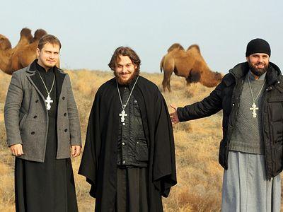 Как я очутился среди верблюдов