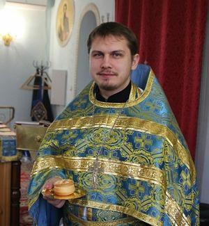 Священник Алексий Угаров
