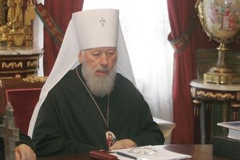 Блаженнейший Владимир (Сабодан), митрополит Киевский и всея Украины (1935–2014)