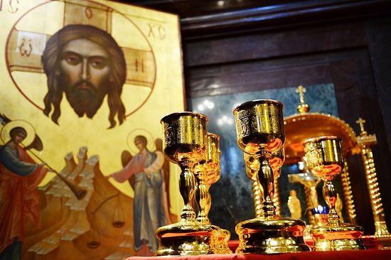 Фото Пресс-службы Патриарха Московского и всея Руси Кирилла