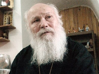 Протоиерей Петр Деревянко о данном обете, первых семинаристах МДА и жизни Церкви в XX столетии