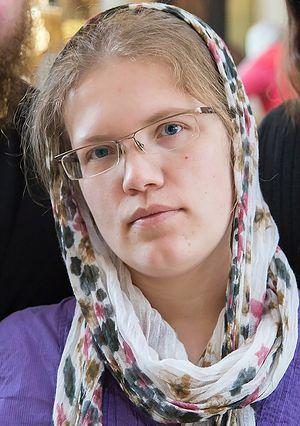 Матушка Елена Фетисова