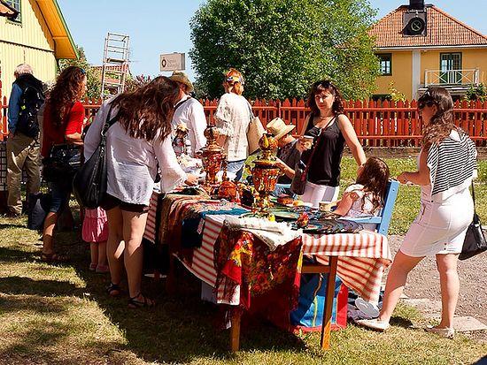 Русские дни в Сигтуне. 2011 год. Фото из архива протоиерея Виталия Бабушина
