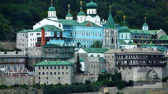 """54. """"Прасини мони"""" ( """"Зеленый монастырь""""). Дата фотографирования и автор снимка, опубликованного на сайте """"artfile.ru"""", неизвестны."""