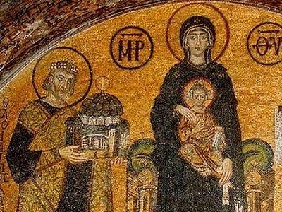 Последние годы жизни и правления святого императора Юстиниана